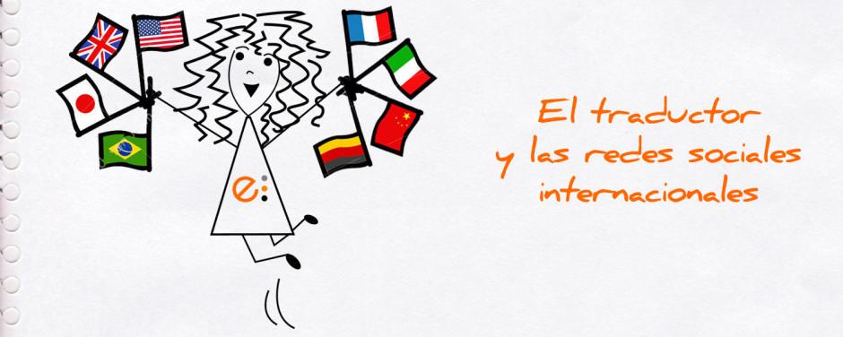 redes sociales traductores